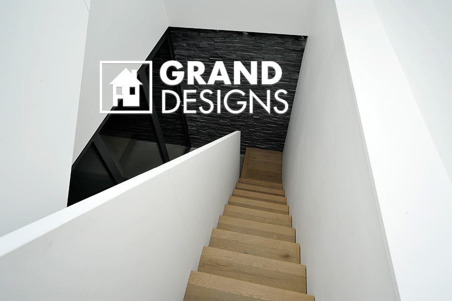 Another Channel 4 Grand Design gets the V4 Woodflooring treatment ...