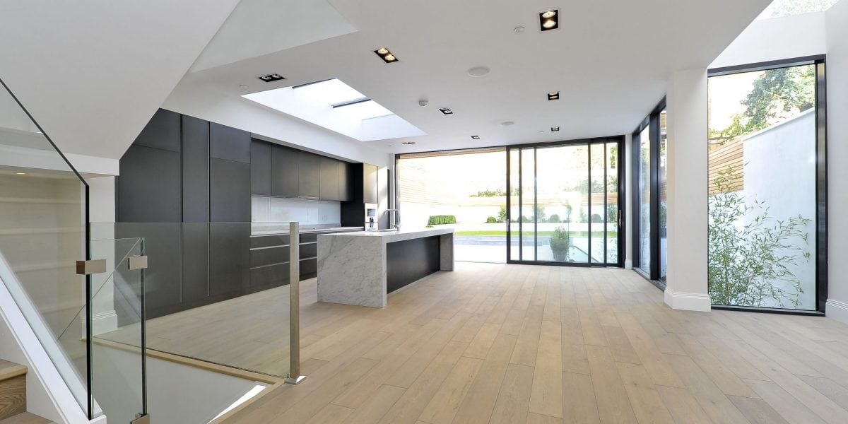 London Architects select Eiger Phoenix Wood Flooring for ...