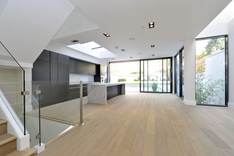 London Architects Select Eiger Phoenix Wood Flooring For