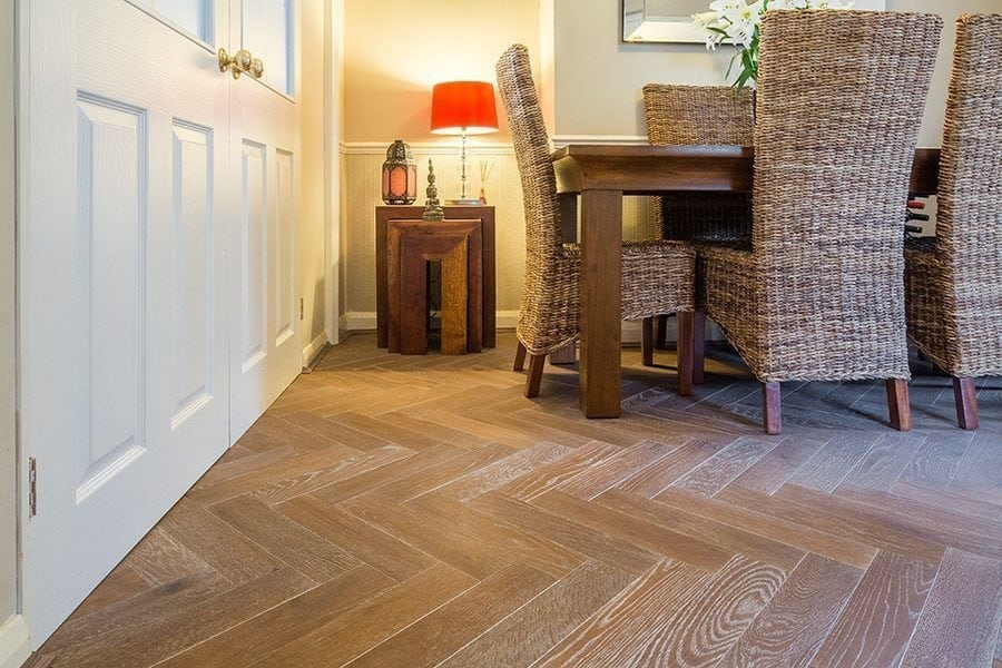 Zigzag Urban Sunset Delivers Herringbone Style And A Host Of Other