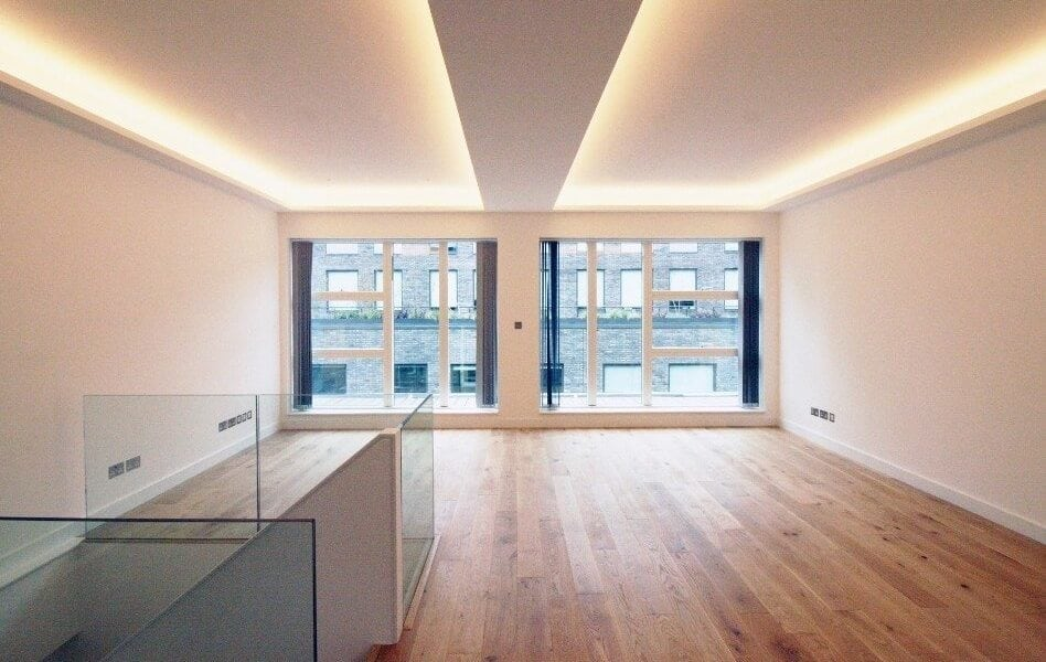 Alpine Wood Floors Selected To Reflect Modern City Living In New