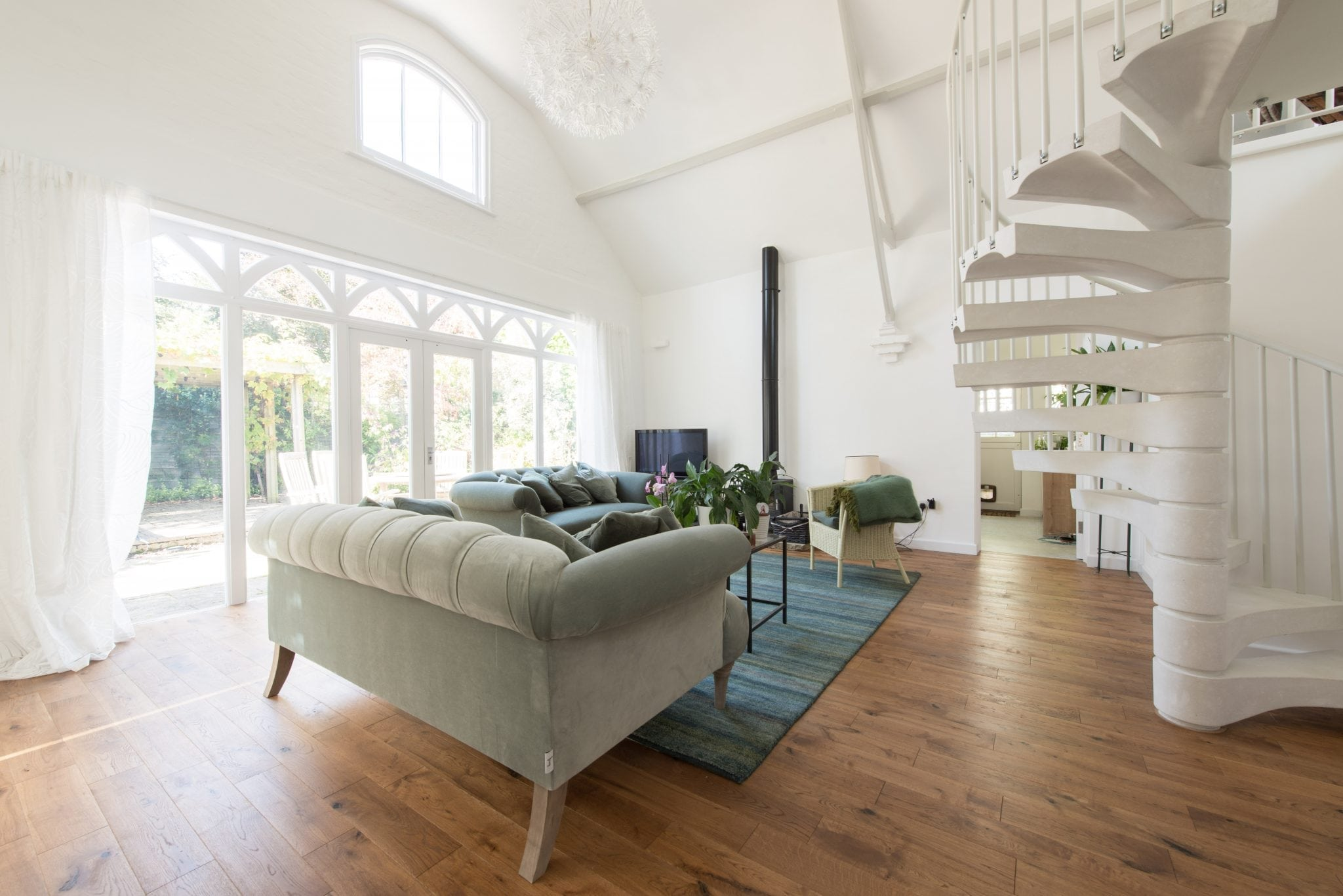 A converted chapel in Surrey completes contemporary upgrade with ...