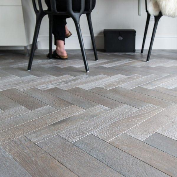 Zb103 Silver Haze V4 Wood Flooring Ltd