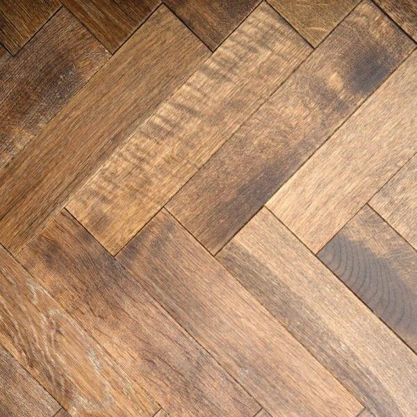 Zb106 Tannery Brown V4 Wood Flooring Ltd