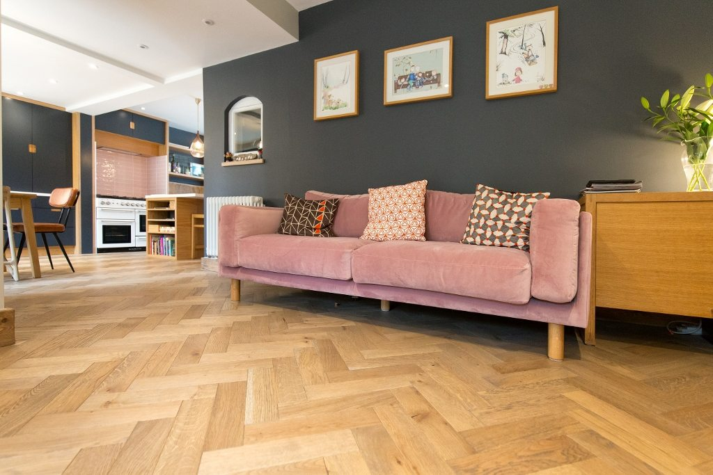 The latest wood floors trends and V4 wood floor products