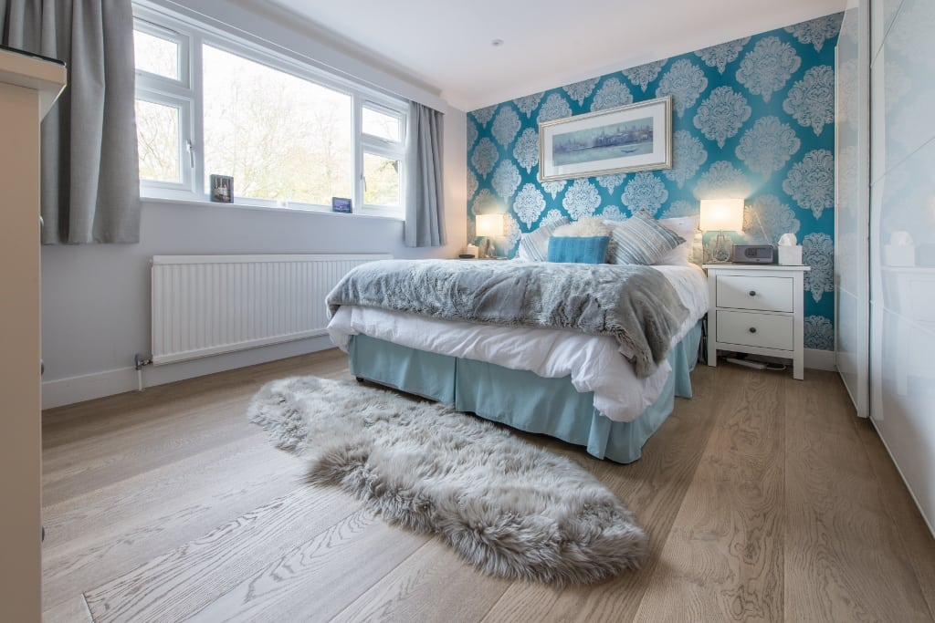 landscapes wood floors in bedroom