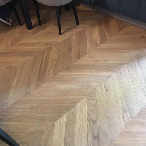 Cv101 Natural Oak 45º V4 Wood Flooring Ltd