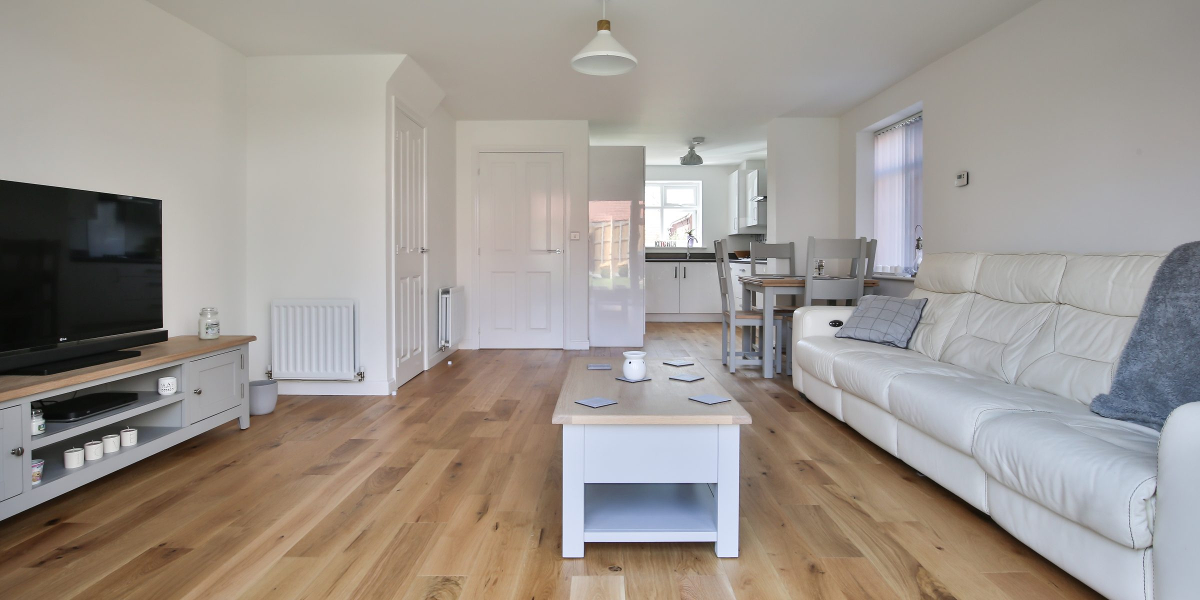 Swindon home with Eiger Petit wood floors 1