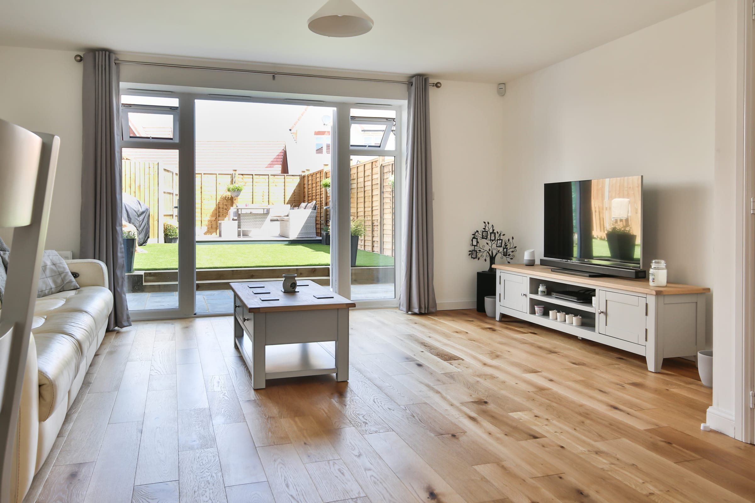 Swindon home with Eiger Petit wood floors 6