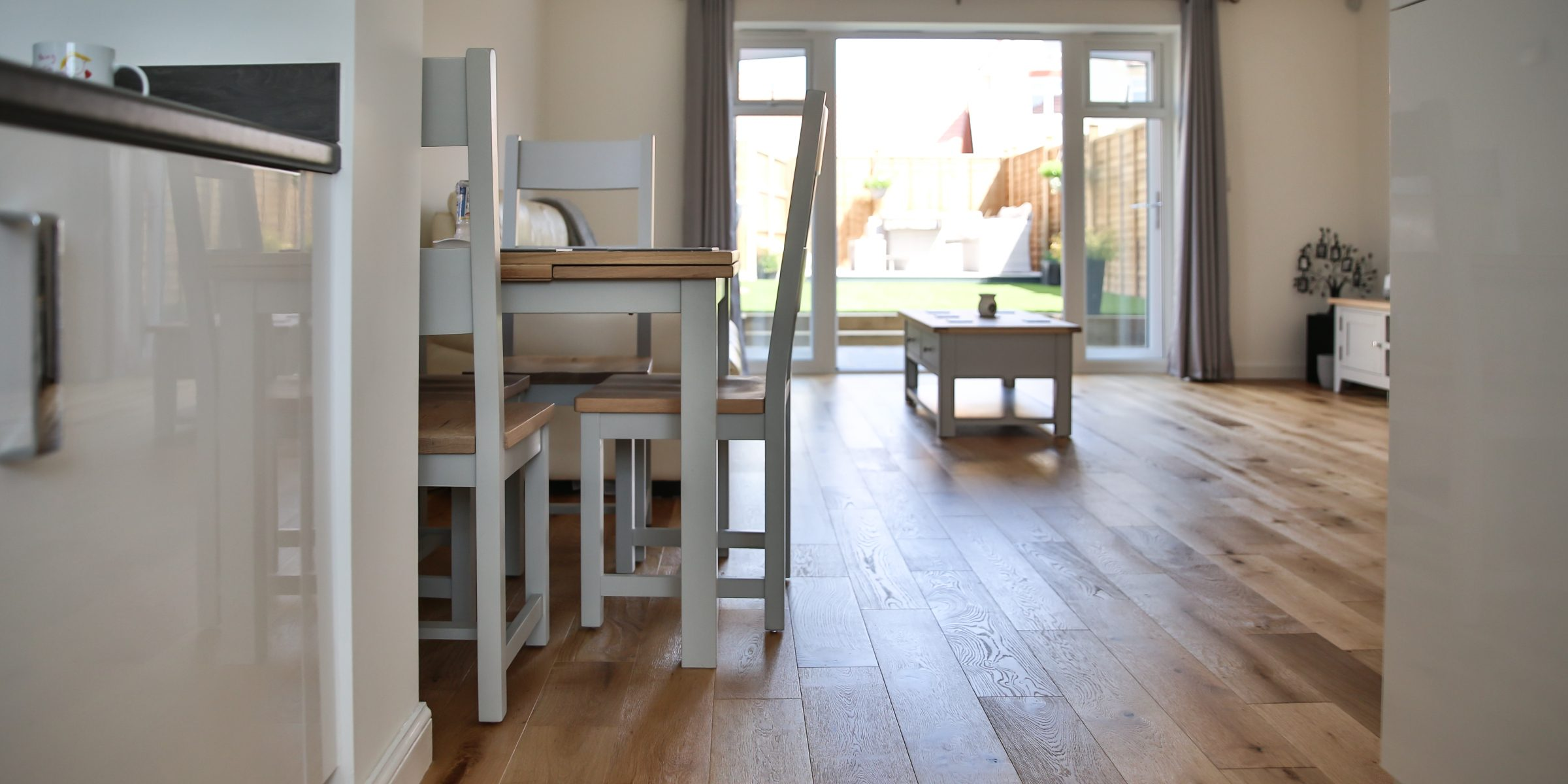 Swindon home with Eiger Petit wood floors 13