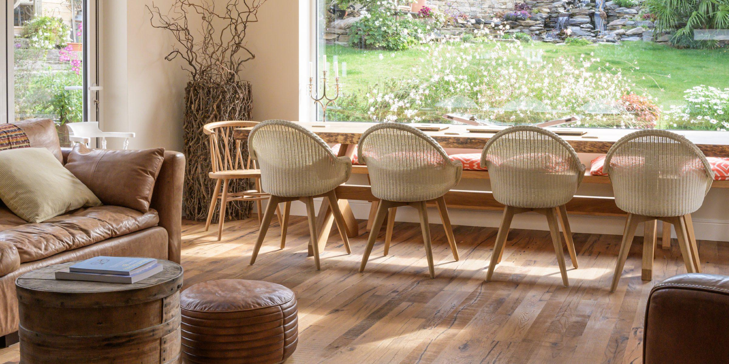 V4 Vestige Reclaimed wood floors