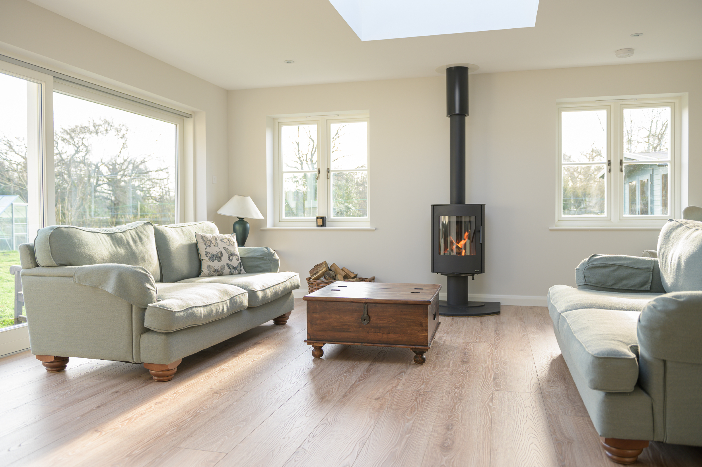 nature effect xxl laminate in west end bungalow