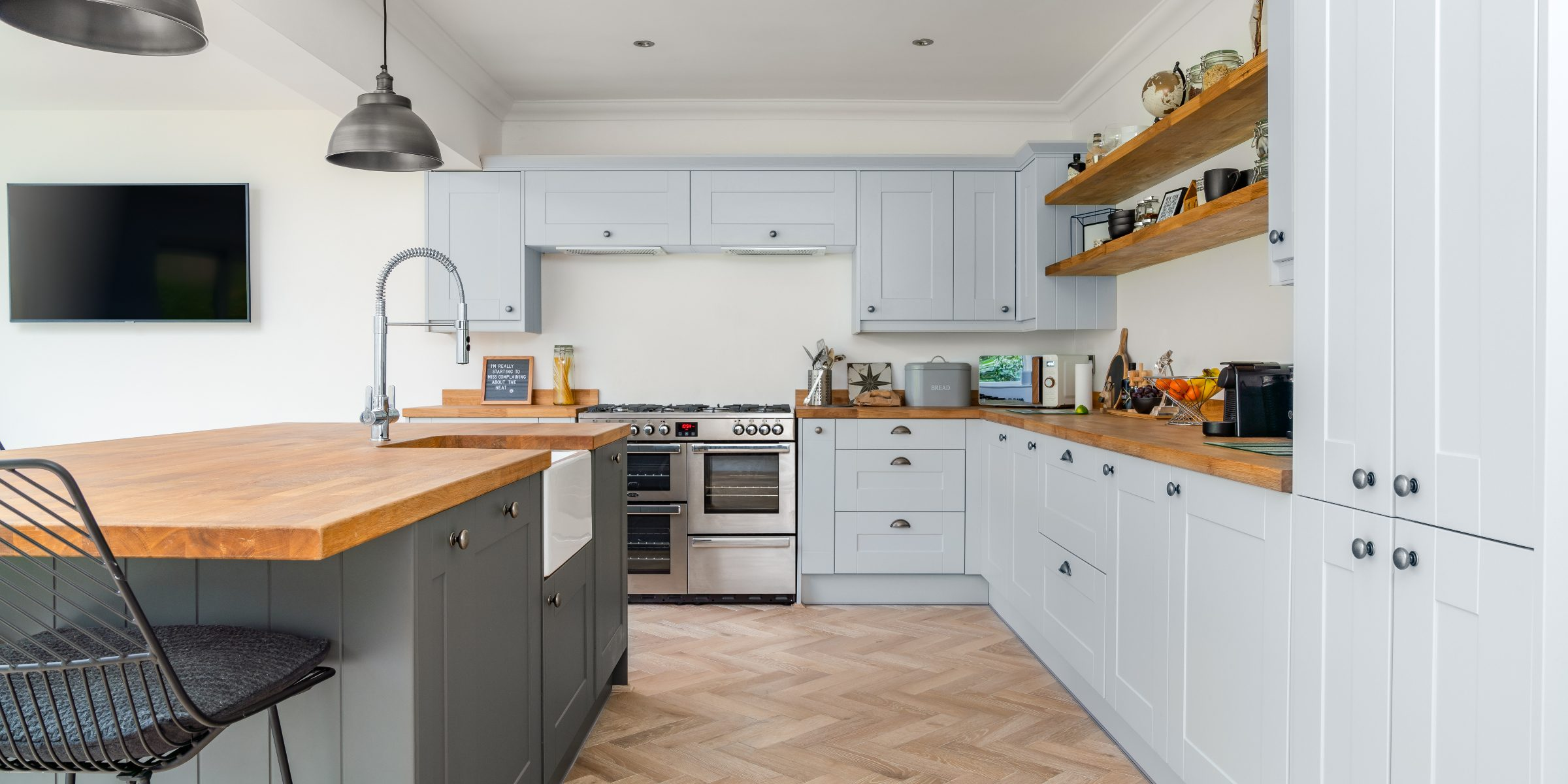 kitchen design in Dorset