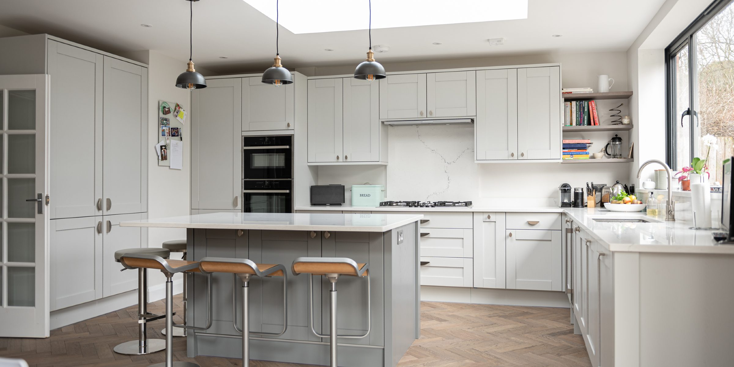 Kingston kitchen extension design